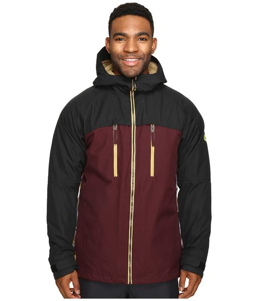686 Authentic Smarty Automatic Jacket - Black Ruby