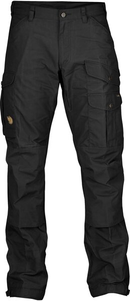 Fjallraven Vidda Pro Trouser Regular Black