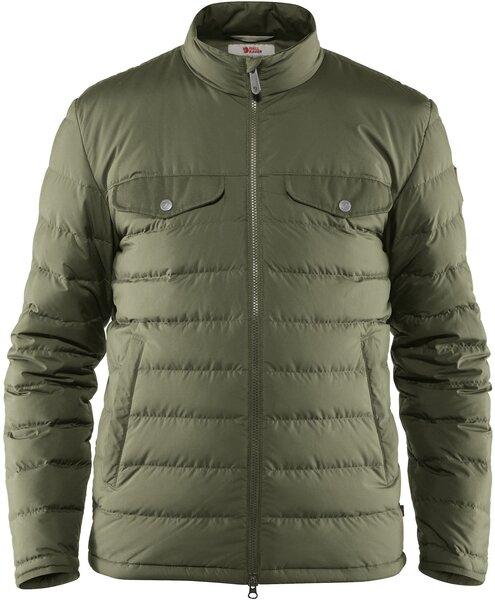 Fjallraven Greenland Down Liner Jacket Green