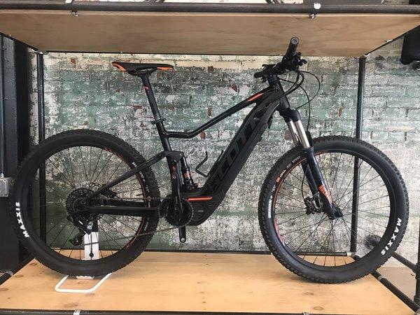 Scott Demo E-Spark 730 Mountain Full Suspension E-Bike