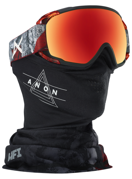 Anon Mens CIRCUIT MFI SNOW GOGGLE