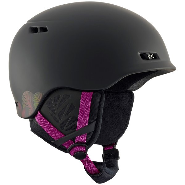 Anon Womens GRIFFON SNOW HELMET Color: Black