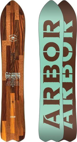 Arbor Cosa Nostra - 162cm