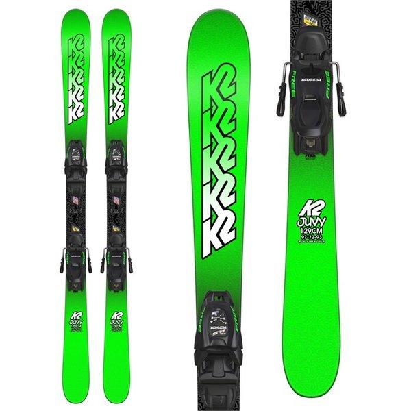 K2 Youth JUVY SKI Flat (No binding)
