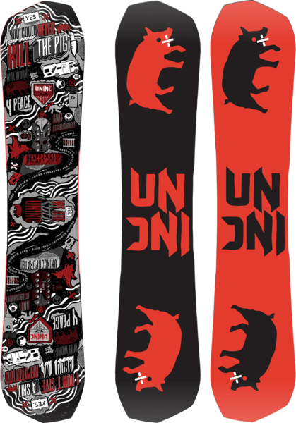 YES Snowboards Greats Uninc