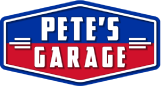 Pete's Garage logo - link home page
