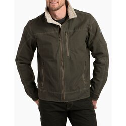 Kuhl Burr Jacket Lined Gun Metal