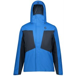 Scott Clothing Jacket M's Ultimate Dryo Blue Dark Blue