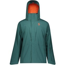 Scott Clothing Jacket M's Ultimate Dryo 10 Jasper Green