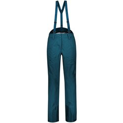 Scott Clothing Pant W's Explorair 3L Blue