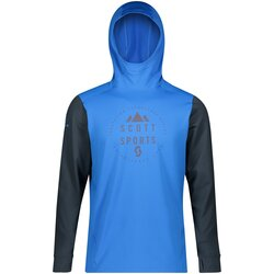 Scott Clothing Pullover M's Defined Mid Sky Blue