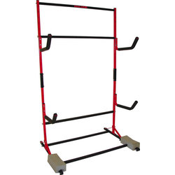 Malone FS RACK 2 PADDLEBOARD/1- KAYAK STORAGE (DEMO)