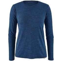 Patagonia W's Cap Daily L/S T-Shirt Radar