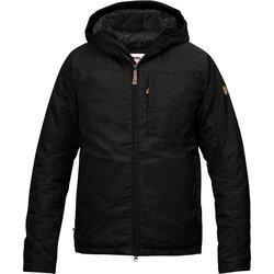Fjallraven Kiruna Padded Jacket Black