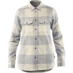 Fjallraven Canada Shirt LS Fog-Chalk White