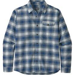 Patagonia Patagonia M's LW Fjord Flannel Shirt Grange