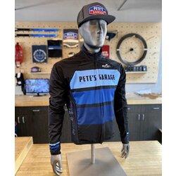 Borah Teamwear Pete's Garage Borah OTW Thermal Cycling Jacket