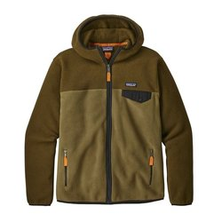 Patagonia Men's LIGHTWEIGHT SYNCHILLA SNAP-T FLEECE HOODY