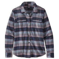 Patagonia Patagonia W's L/S Fjord Flannel Shirt Cabin Time