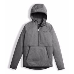 The North Face Boys TECH GLACIER 1/4 ZIP HOODIE