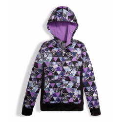The North Face Girls SURGENT FULL ZIP HOODIE