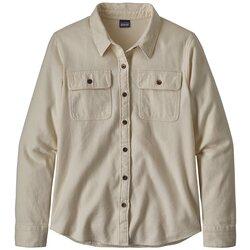 Patagonia Patagonia W's L/S Fjord Flannel Shirt Jaspe Twist