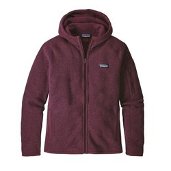 Patagonia Women's BETTER SWEATER FULL-ZIP FLEECE HOODY