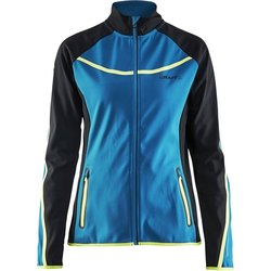 Craft Womens INTENSITY SOFTSHELL JACKET