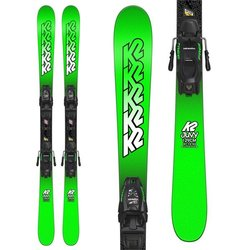 K2 Youth JUVY SKI Flat (No binding)