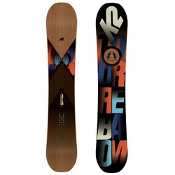 K2 Mens TURBO DREAM SNOWBOARD