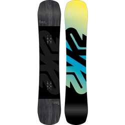 K2 Men's AFTERBLACK SNOWBOARD