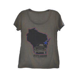 Pete's Garage Women's T-Shirt - Great State