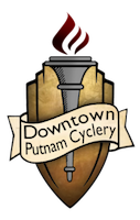 Downtown Putnam Cyclery Logo