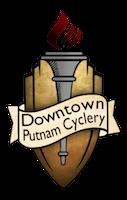Downtown Putnam Cyclery Logo