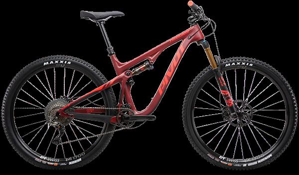 Pivot Cycles Trail 429 Crimson