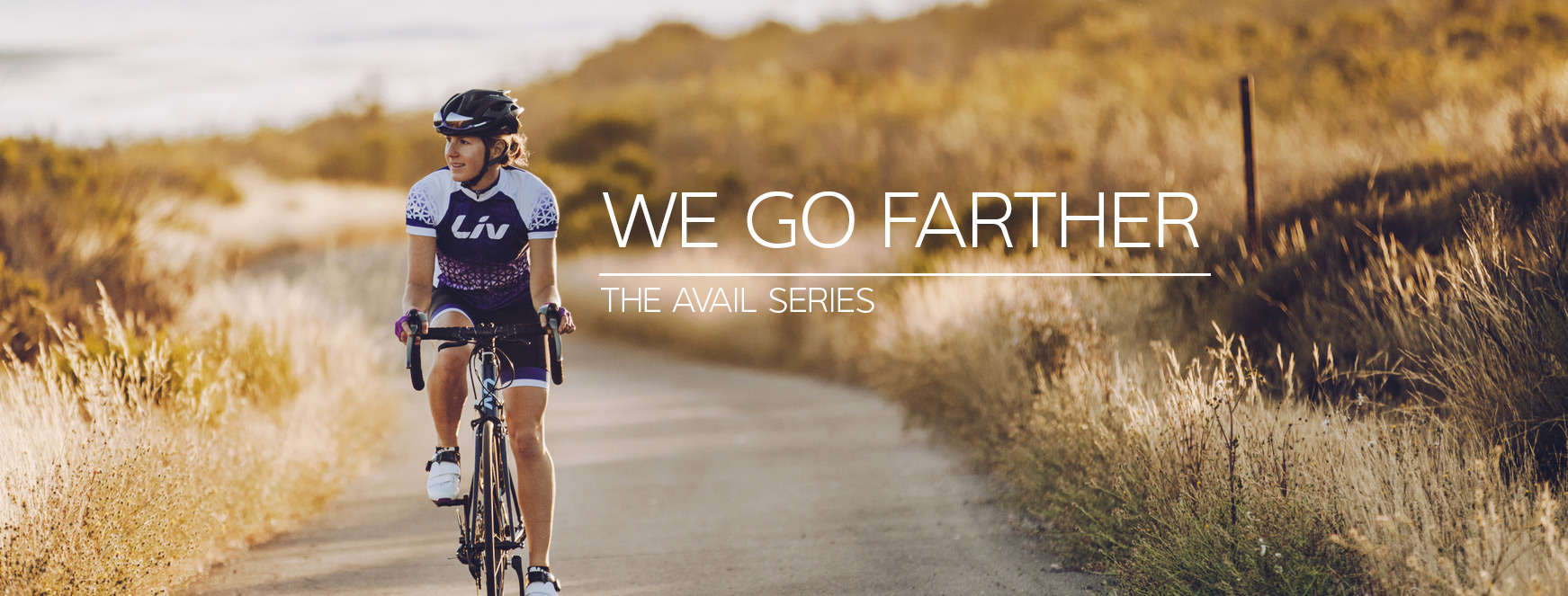 Liv Cycles is the only bicycle brand solely focused on women!