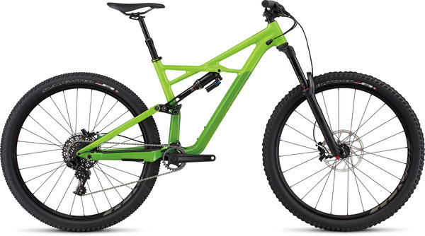Specialized Demo: Enduro Comp 650b