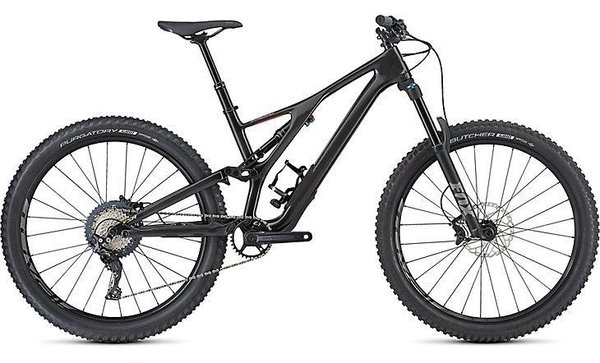 Specialized Demo: Women's Stumpjumper Comp Carbon 27.5