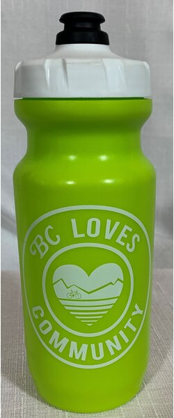 Specialized BC Loves Community Water Bottle