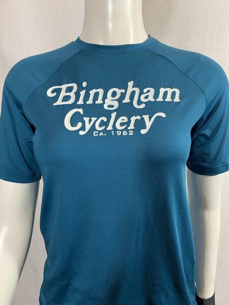 POC Bingham Cyclery Essential MTB W's Tee