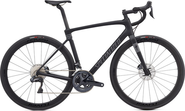 Specialized Demo Roubaix Expert UDI2 Satin Black/Charcoal 61