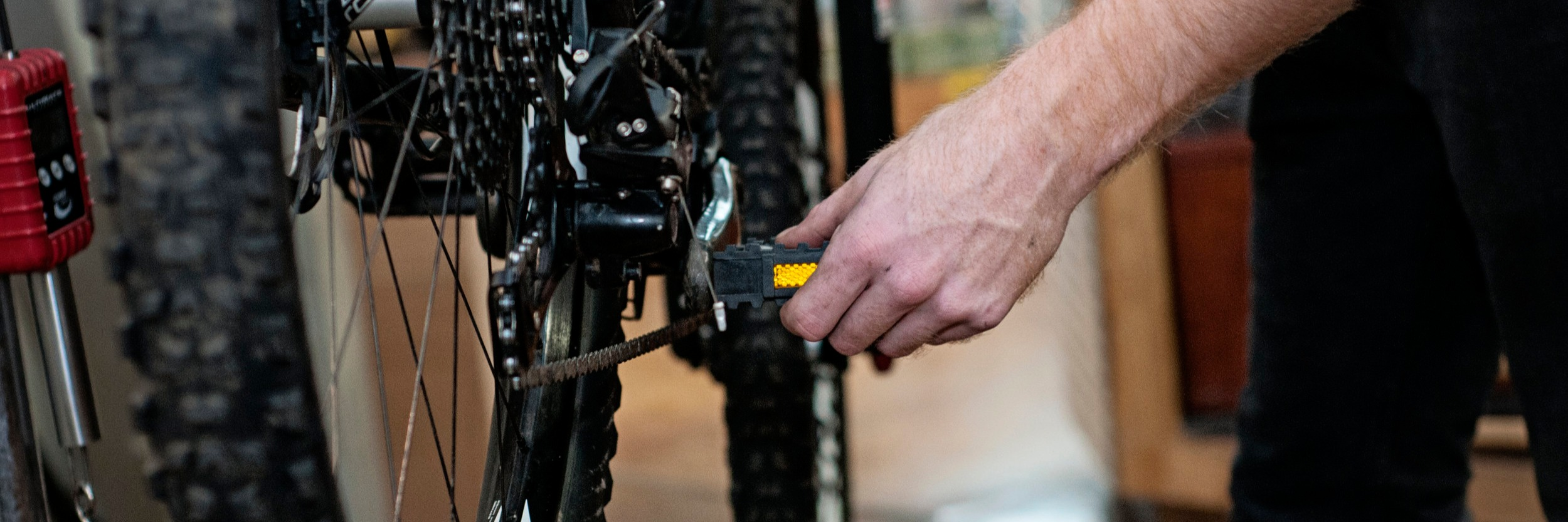 Bike Repair Services at Bingham Cyclery