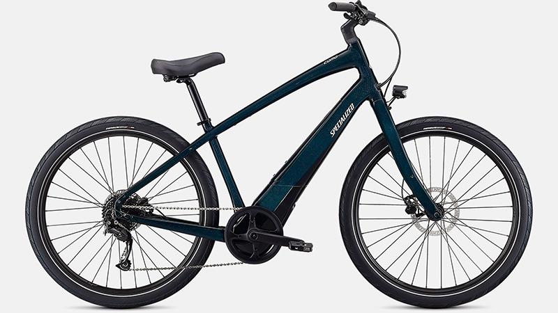 regular Frame Electric Bike