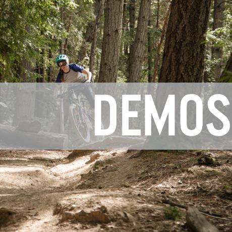 Bike Demos & Rentals