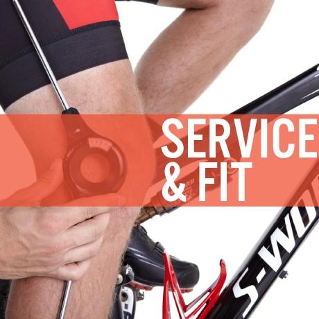 Bike Service & Fit