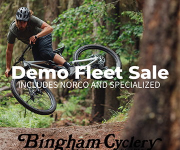 Demo Fleet Sale | Includes Norco and Specialized