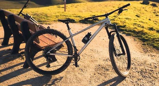 Hardtail Front Suspension Mountain Bikes