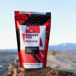 Carborocket Rocket Red - Pre-Race/Workout Superfoods Drink