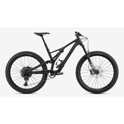 Specialized Demo Men's Stumpjumper Comp Carbon 27.5—12-Speed Satin Carbon / Rocket Red
