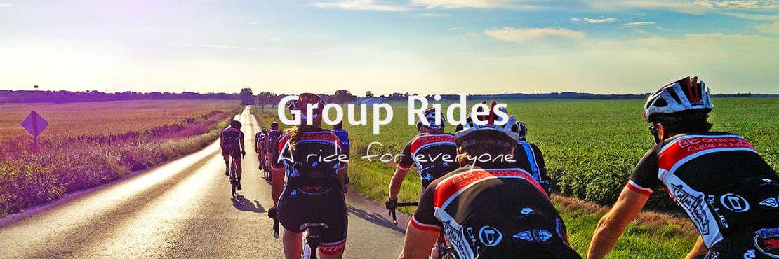 Group Rides at BCF